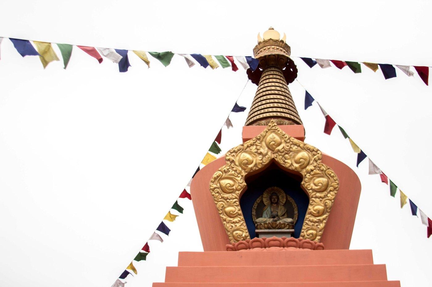 Amitabha Stupa and Peace Park Sedona 1