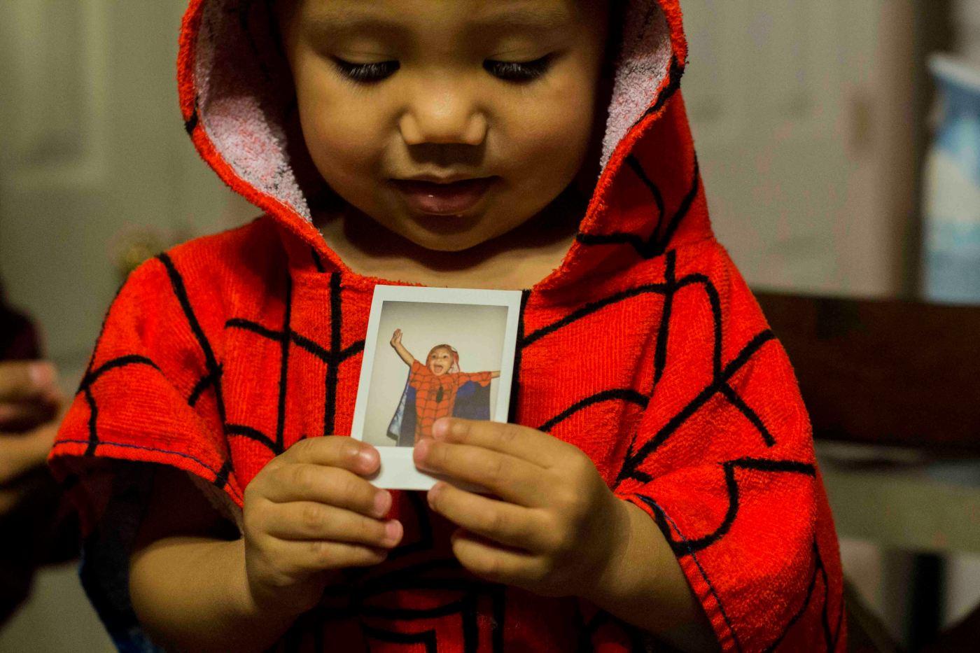 cj spiderman